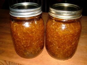 Dandelion marmalade