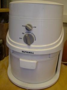 Nutrimill Grainmill