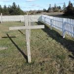 earliest Acadian cemetery La Petite Chapelle
