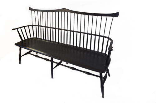 Comb Back Windsor Bench